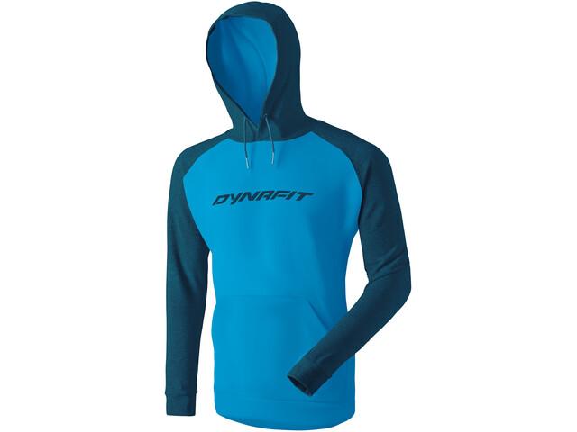 Dynafit 24/7 Logo Hættetrøje Herrer, blå